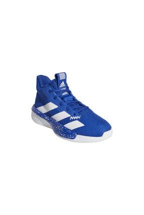 adidas Unisex Çocuk Mavi Pro Next Basketbol Ayakkabısı 3