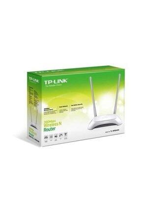 Tp-Link Tl-wr840n 300 Mbps 4 Portlu Router 3