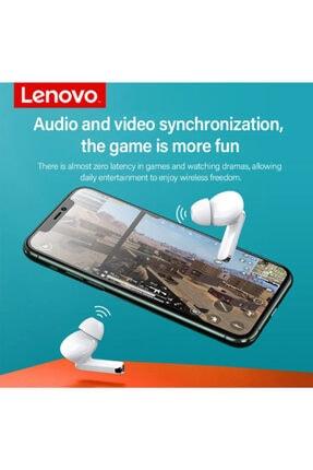 LENOVO Xt90 T Bluetooth Telefon Kulaklığı Düşük Gecikme Hifi Bas Spor Oyun Kulaklık Gürültü Önleyici 3