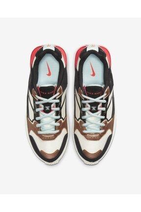 Nike Kadın Kırmızı Siyah Shox Enigma 9000 Spor Ayakkabısı Ct3451-100 2