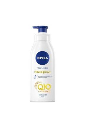 Nivea Q10 Sıkılaştırıcı Vücut Losyonu 400 Ml 0