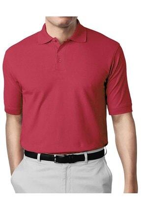 İgs Erkek Gül Modern Fit Polo Yaka T-shirt 0