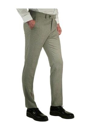 İgs Erkek Gri Regular Fit Exclusive Pantolon 3