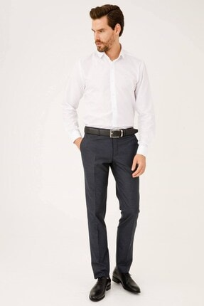 İgs Erkek Açık Lacivert  Rahat Kalıp Pantolon 0