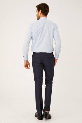 İgs Erkek Koyu Lacivert Dar Kalıp Pantolon 1