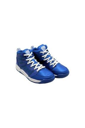 Anta Unisex Sax Mavi Garson Basketbol Ayakkabısı 4