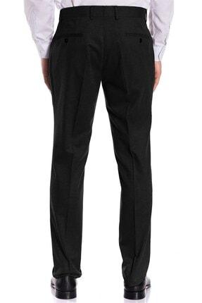İgs Erkek Siyah Regular Fit Pantolon 2