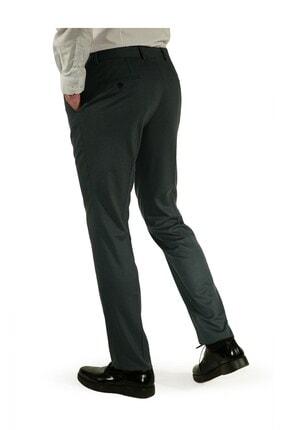 İgs Erkek Petrol Regular Fit Pantolon 2