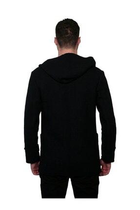 İgs Erkek Lacivert Modern Fit Palto 2