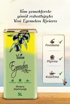 Yudum Riviera Zeytinyağı 5 lt 1