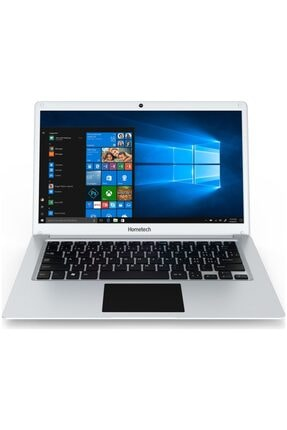 "Hometech Alfa 450c Intel Celeron N3350 4gb 64gb 14.1"" W10 Home Taşınabilir Bilgisayar 0"