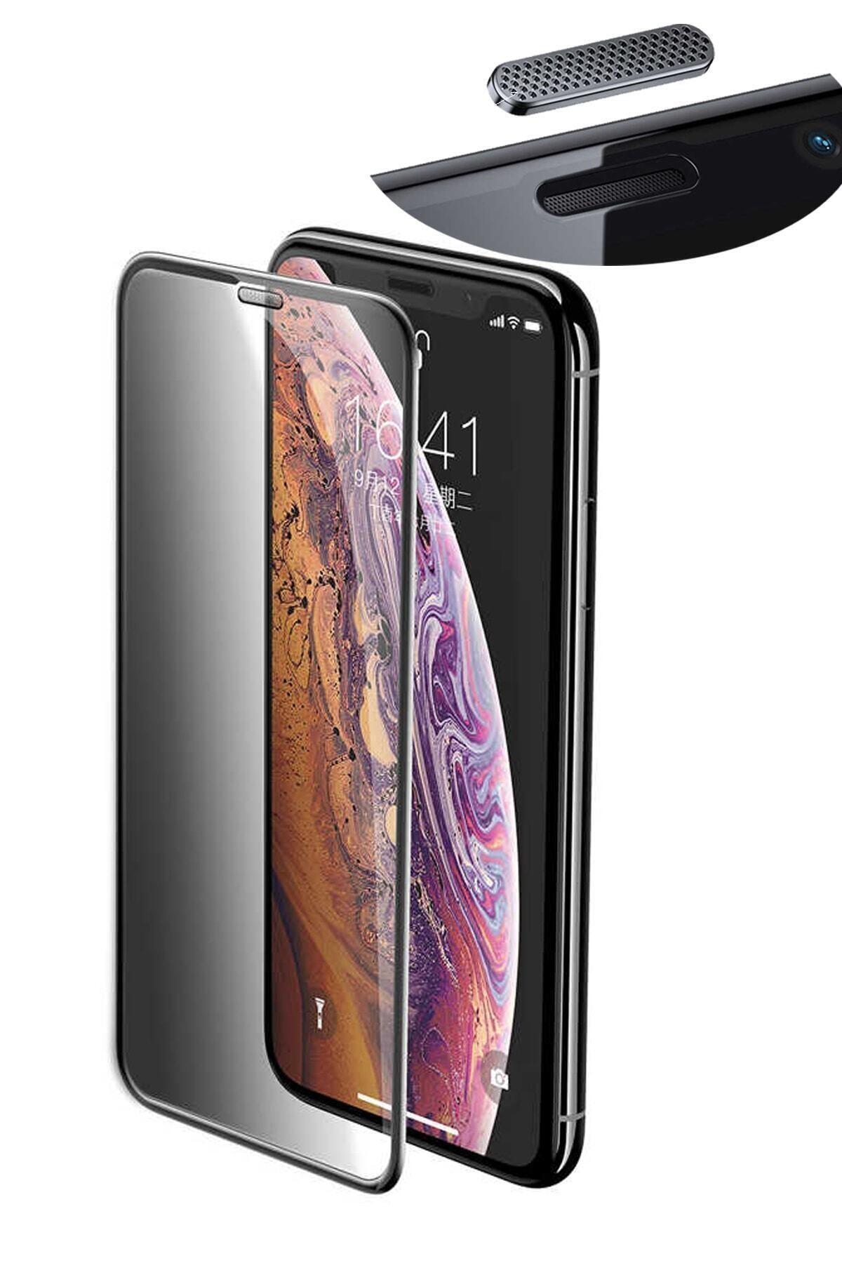 Iphone 11 Hayalet Cam Tam Kaplayan Nano Kırılmaz