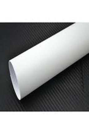 Ecce Mat Beyaz Yapışkanlı Folyo 50 Cm X 6 Mt 1
