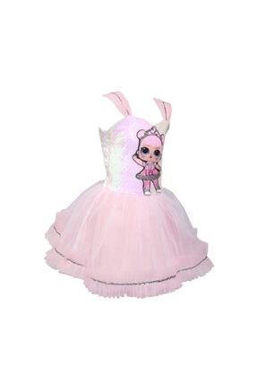 janjankostümkids Lol Şeker Pembe Kostüm 1