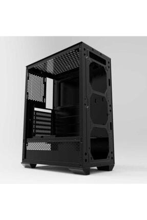 GAMETECH Colder Mesh 4x120mm Fanlı Gaming Oyuncu Bilgisayar Kasası Psu Yok 4