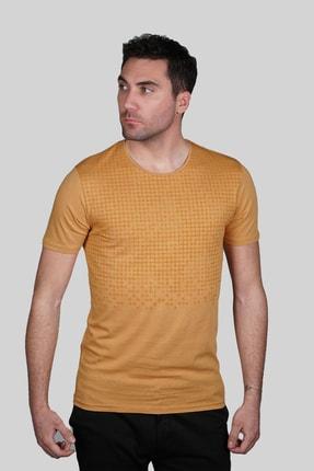 İgs Erkek Bal Slim Fit Tişört 1