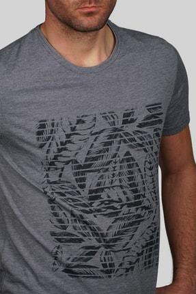 İgs Erkek Marin Slim Fit T-shirt 3