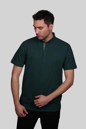 İgs Erkek Nefti Slim Fit Polo Yaka T-shirt 1