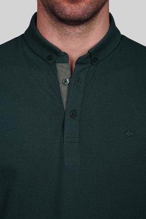 İgs Erkek Nefti Slim Fit Polo Yaka T-shirt 3