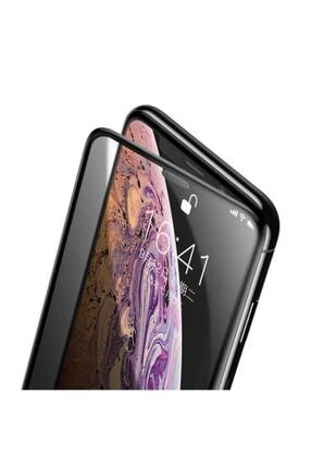 GALIO Iphone Xs Max Hayalet Cam Tam Kaplayan Kırılmaz Nano Teknoloji 1