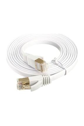 Alfais 4262 Cat7 Ethernet Rj45 Modem Internet Kablosu 10 Metre 10gbps 600mhz 4