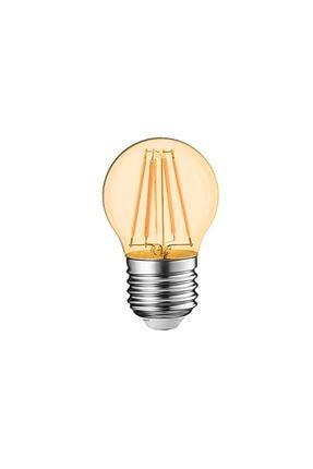 Global Kendal Kes 602 4 Watt Led Flemanlı Rustik Günışığı Renk Ampul 0
