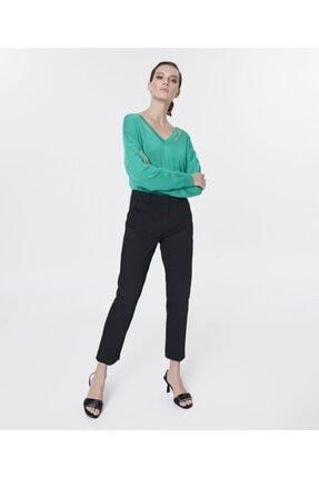 İpekyol Kadın Siyah Klasik Kesim Pantolon 2