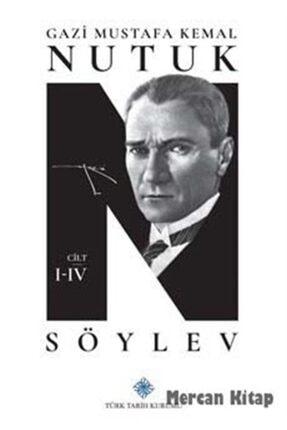 Türk Tarih Kurumu Yayınları Nutuk - Söylev 4 Cilt Takım 0