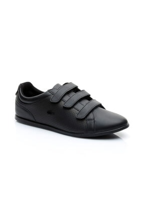 Lacoste Kadın Siyah Rey Strap Sneaker 0