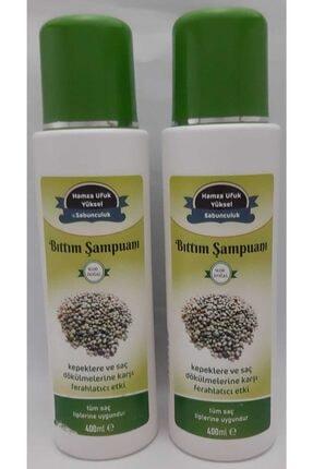 ONLİNE PAZAR %100 Doğal El Yapımı Bıttım Şampuanı 400 Ml. 3