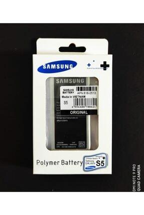 Samson Samsung Galaxy S5 I9600 S5 Orjinal Batarya Pil 2800 Mah Made In Vietnam (jokey Gsm) 0