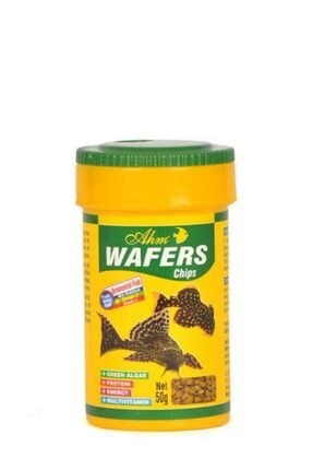 Ahm Wafers Chips Balık Yemi 100 Ml 0