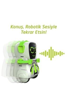 Silverlit Pokibot Robot Yeşil / 2
