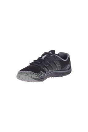 Merrell Kadın Siyah Trail Glove 5  Koşu Ayakkabısı 2