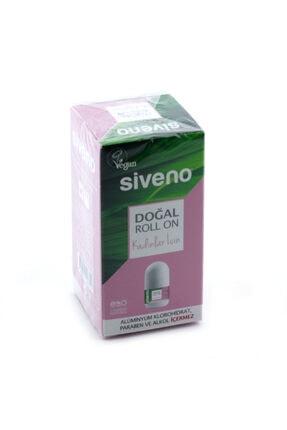Siveno Roll-on Doğal Kadın 50ml 0