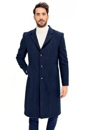 Dewberry Erkek Lacivert Palto 1