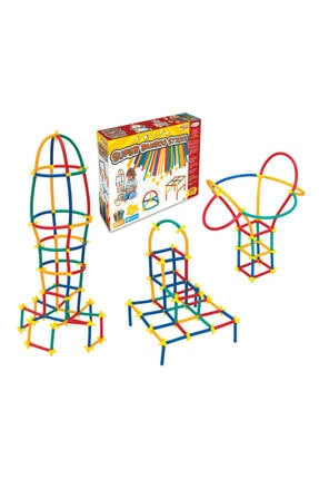 DEDE Fen Toys Bambu Çubukları 300 Parça 1
