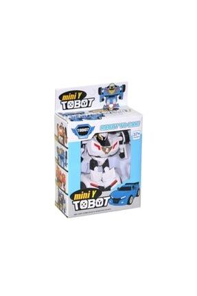 Oyuncakmatik Transformes Arabaya Dönüşen Mini Tobot 1