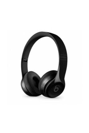 Beats Solo3 Wireless Kulaküstü Kulaklık - Gloss Siyah - MNEN2ZE/A 0