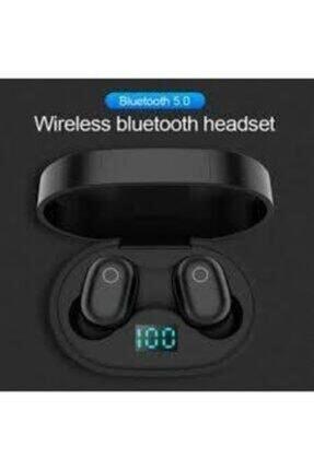 MI Xiaomi True Wireles Earbuds Basic Dijital Göstergeli Bluetooth Kulaklık 1