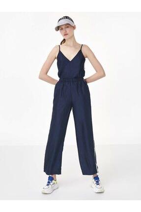 Twist Kadın Mavi İp Askılı Bluz TS1200006240015 1