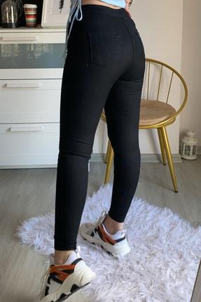 Narferita Jonı Siyah Renk Skinny Jeans 1