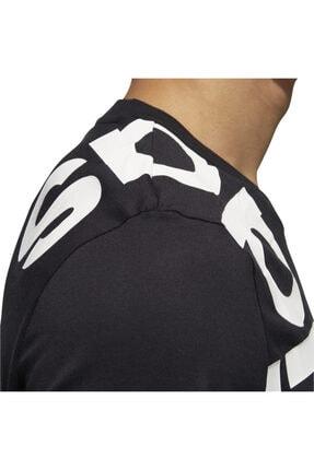 adidas Erkek Siyah New Authentic  T-Shirt 2