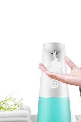 Aks Global Aks Sensörlü Sıvı Sabunluk-fotoselli-ayarlanabilir Köpük Miktarlı 0