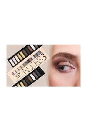 xp Nudes3 12 'li Far Paleti Eyeshadow Collection 868033174856126 2