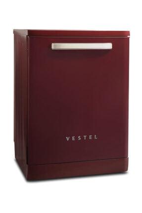 VESTEL BM 5001 Retro Bordo 5 Programlı Bulaşık Makinesi 1