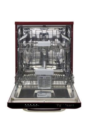 VESTEL BM 5001 Retro Bordo 5 Programlı Bulaşık Makinesi 2