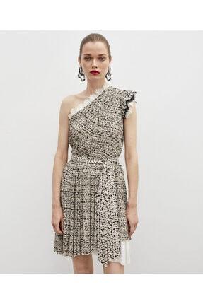 İpekyol Kadın Kahverengi Elbise 4