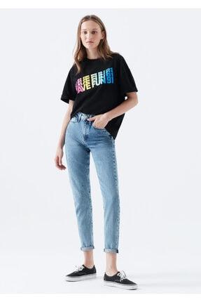 Mavi Kadın Cindy Gold Icon Indigo Random Jean Pantolon 100277-31852 1