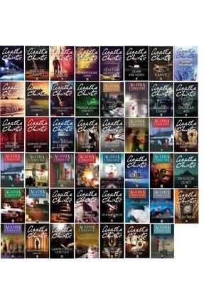 Altın Kitaplar Agatha Christie Dev Seti- 47 Kitaplık 0